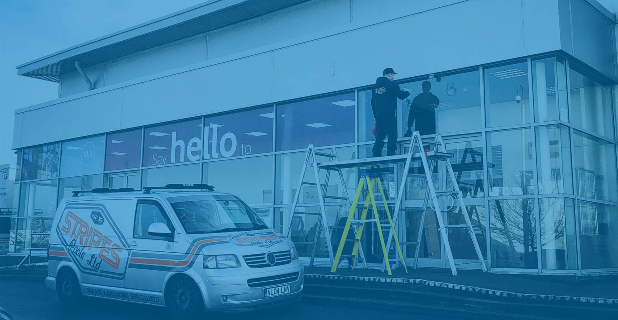 Poole Signs, Vehicle Graphics Poole & Bournemouth